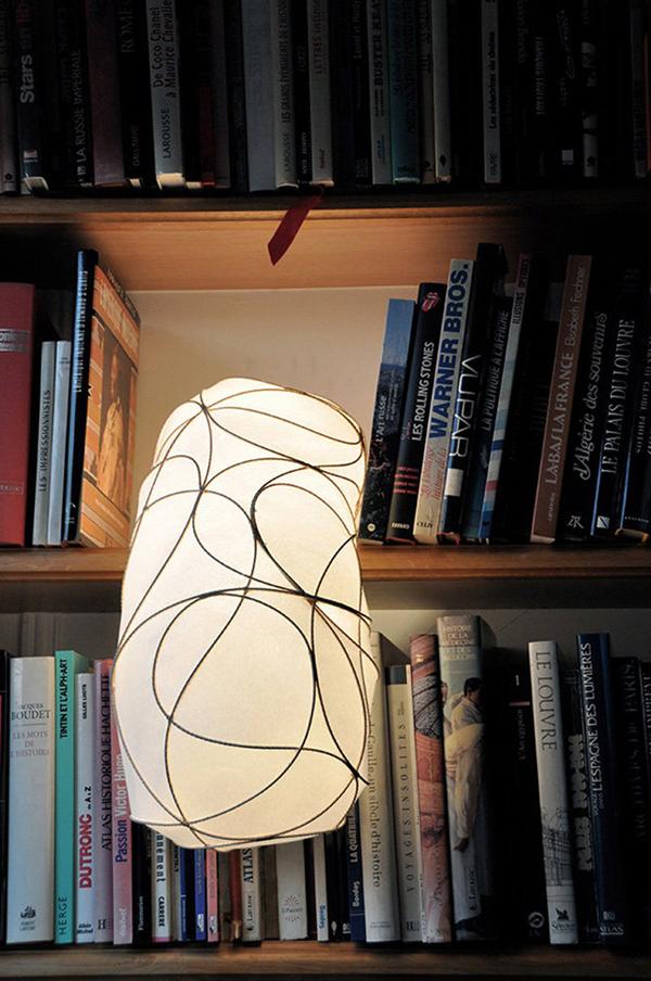 Δημιουργική Λάμπα από την Anna Leymergie
