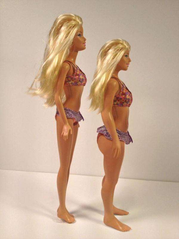 Η ρεαλιστική Barbie