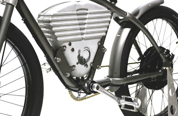 Ηλεκτρικό Ποδήλατο ICON E-Flyer