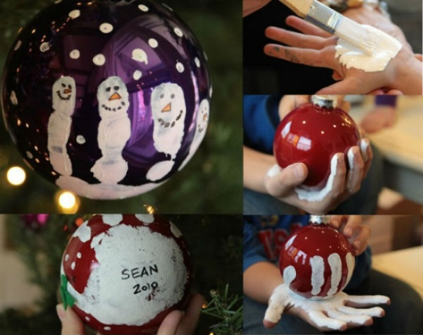 Πρωτοποριακές Ιδέες για Χριστουγεννιάτικα Στολίδια