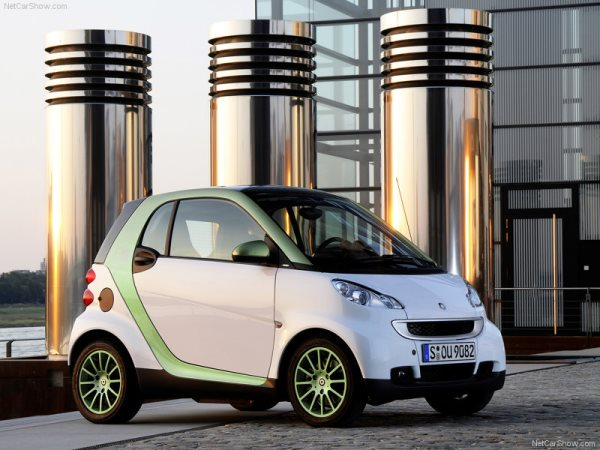 Smart FourTwo Electric