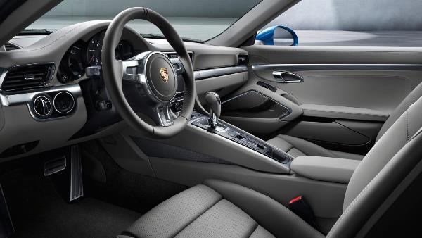 Η Καταπληκτική Porsche 911 Targa 4