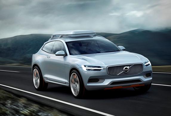 Το Νέο Volvo Concept XC Coupe - 2014