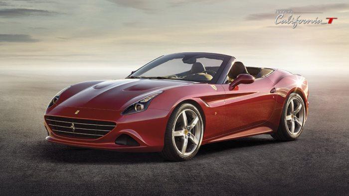 Η Νέα Ferrari California T