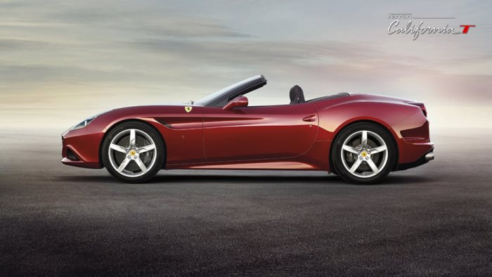 Η Νέα Ferrari California T