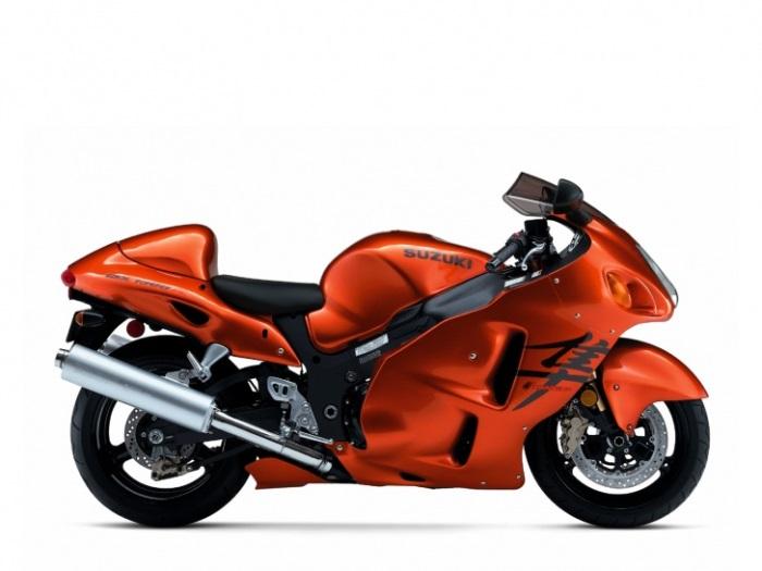Suzuki Hayabusa-Με 248 μίλια ανά ώρα
