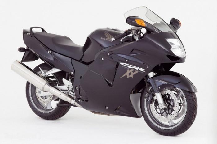 Honda CBR1100XX Blackbird-Με 227 μίλια ανά ώρα
