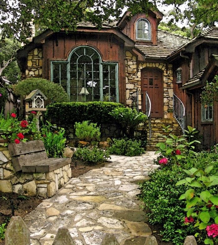 Πανέμορφα Σπίτια Από Παραμύθια