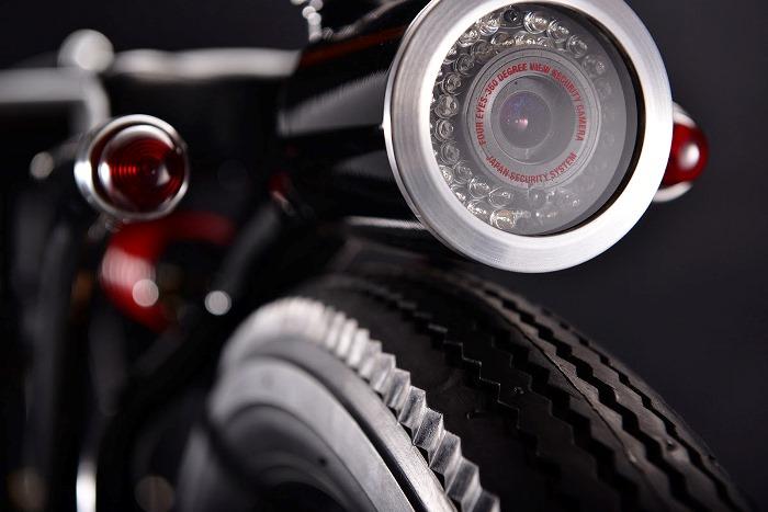 Κάμερα Ασφαλείας 1966 Honda P25 από τον Chicara Nagata