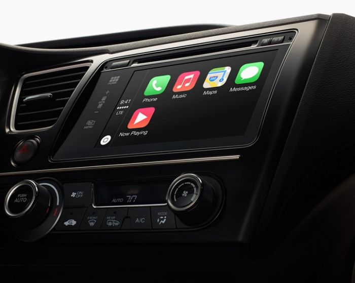 """Η Νέα Καινοτομία """"CarPlay"""" της Apple στο Αυτοκίνητό σας"""