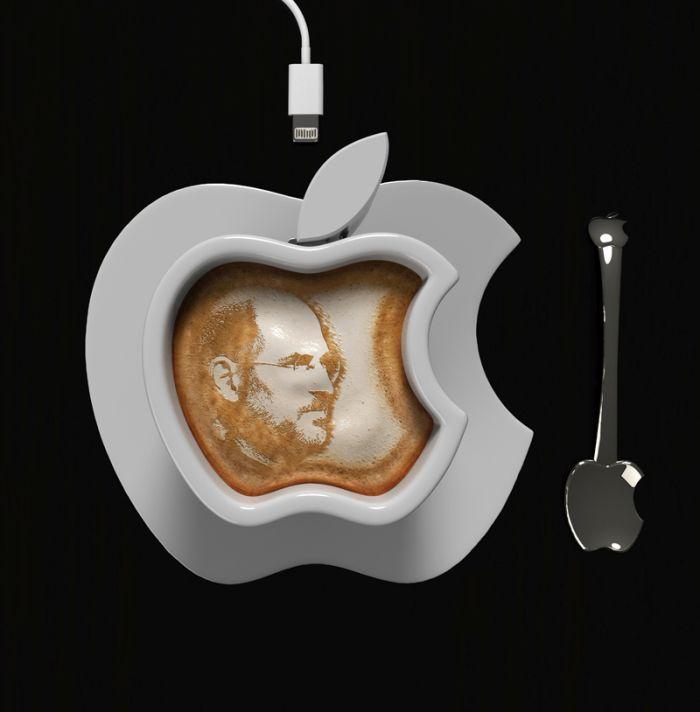 Η Νέα ιδέα iCup από την Apple