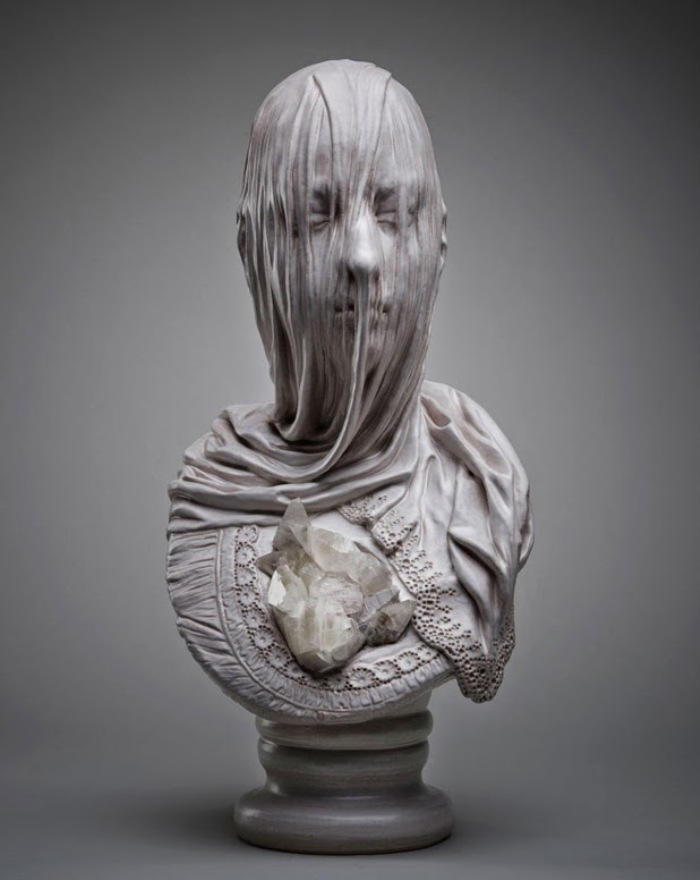 Μυστήρια Γλυπτά από τον Livio Scarpella