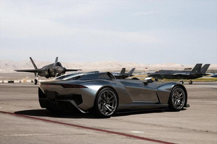 Το Πραγματικό Θηρίο της Ασφάλτου - Rezvani Motors Beast 2014