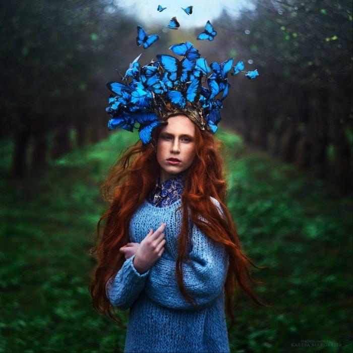 Παραμυθένιες Φωτογραφίες από την Margarita Kareva