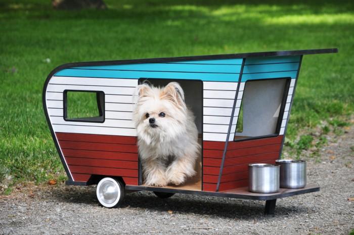 Τροχόσπιτο για Σκύλους από τον Judson Beaumont