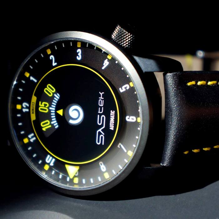 Ρολόγια SaStek Εμπνευσμένα από την Αεροπορία