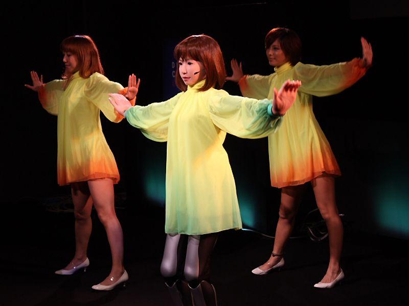 Ρομπότ Χορεύτρια