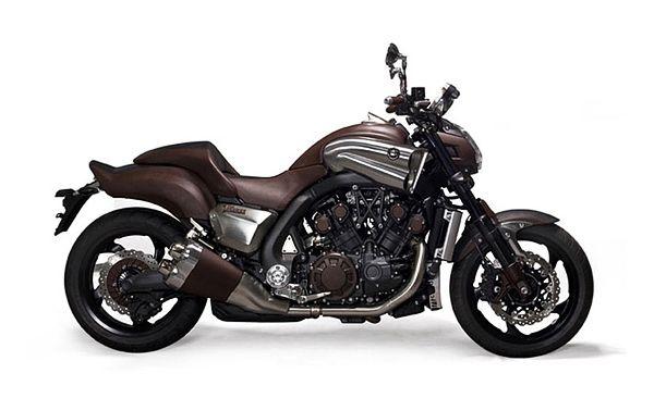Bike Yamaha Hermes