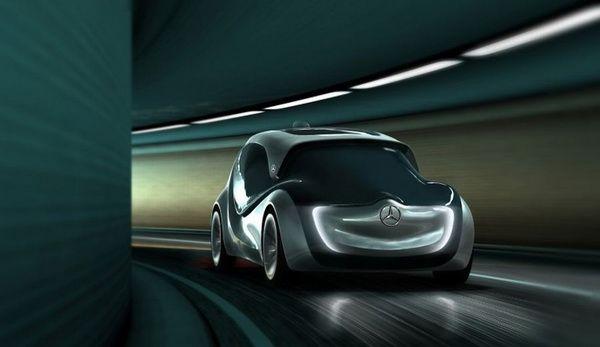 Mercedes Benz Nimbus