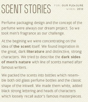 Scent Stories