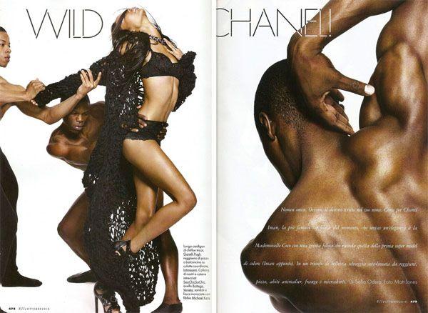 Wild Chanel