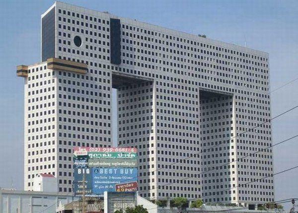 Ελέφαντας Κτίριο