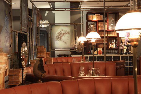 Εστιατόριο Griffins