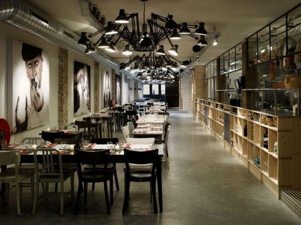 Εστιατόριο Mazzo Αμστερνταμ