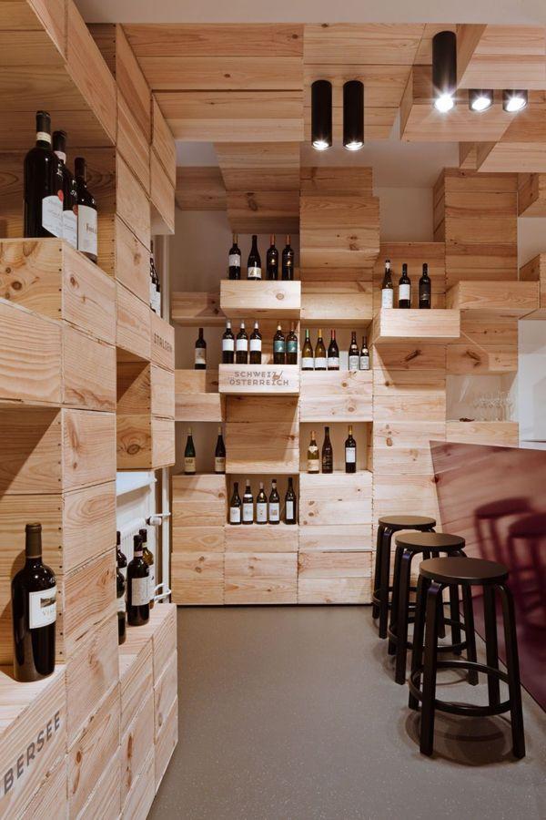 Κατάστημα Κρασιού στη Ζυρίχη