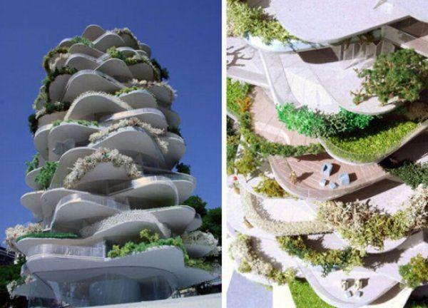 Κτίριο Urban Cactus