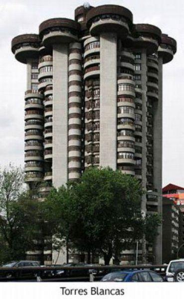 Λευκός Πύργος της Μαδρίτης