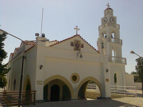 Παναγία Τσαμπίκα