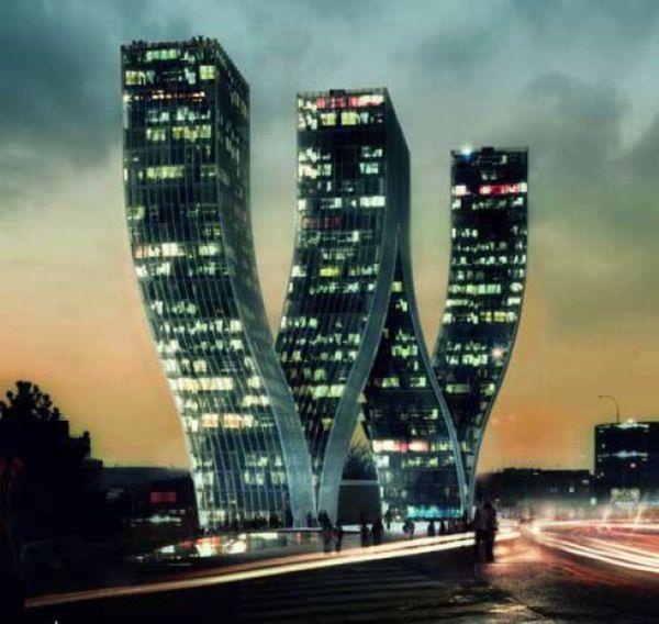 Παράξενο Κτίριο