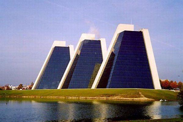 Πυραμίδες Η.Π.Α.
