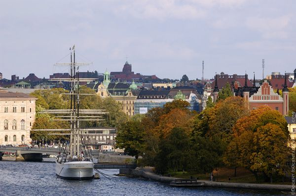 Πόλη της Στοκχόλμης