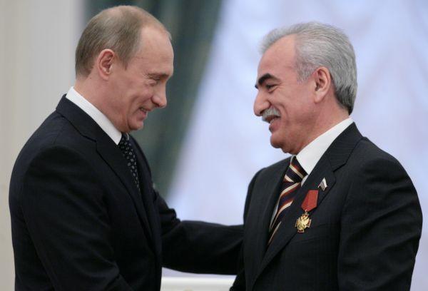 Σαββίδης Ιβάν Πούτιν