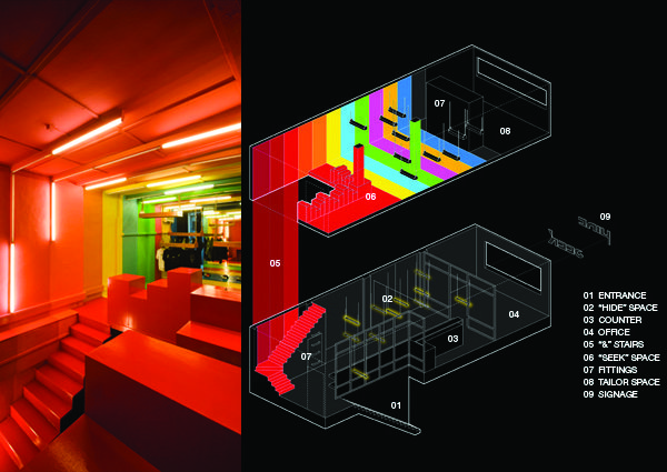 Architecture Color