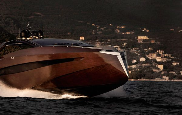 Art Kinetik Hedonist Yacht