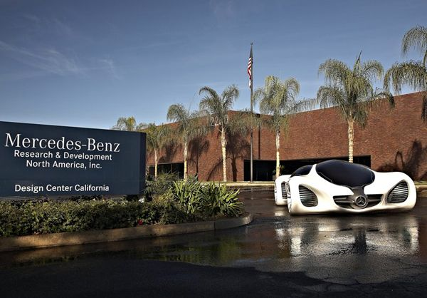 Biome Mercedes Benz