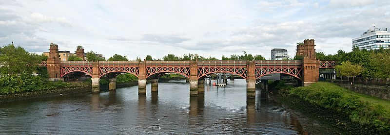 Bridges of Glasgow