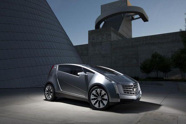 Cadillac Luxury Concept