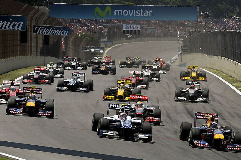 Formoula 1 Brazil