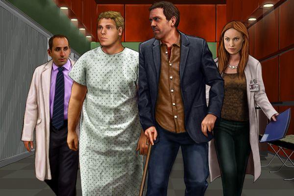 House MD Παιχνίδι