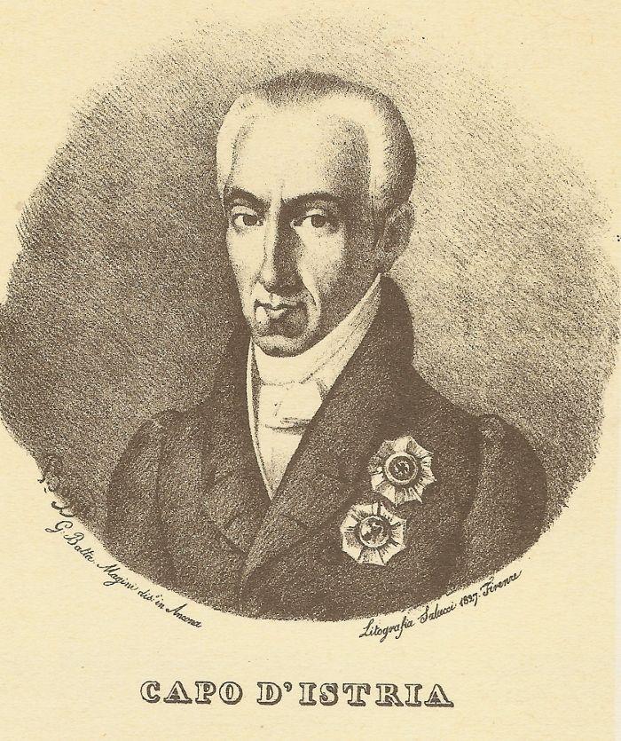 Kapodhistrias Ioannis