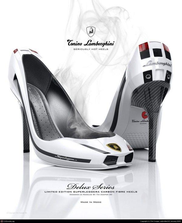 Lamborghini Shoes