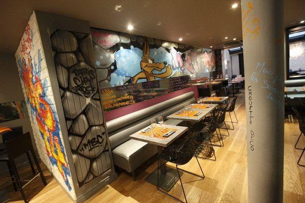 MBC Restaurant in Paris
