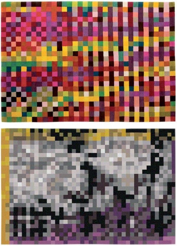 Pixel Furnitures Cristian Zuzunaga