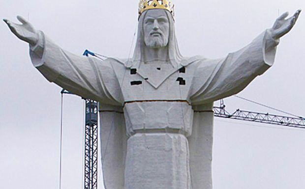 Statue of Christ Poland