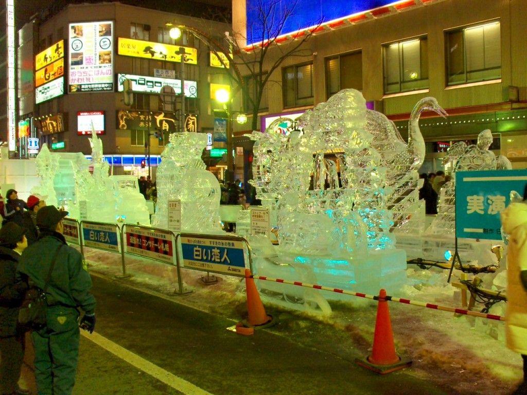 Susukino Sapporo Snowfestival