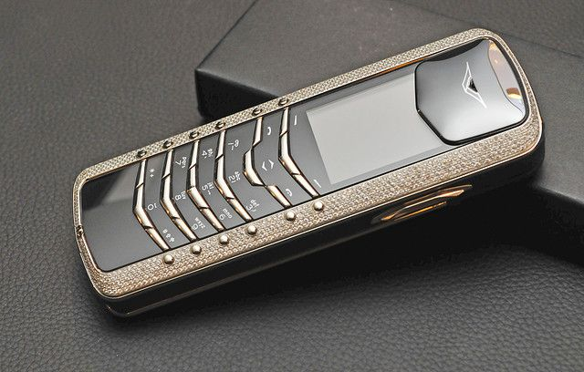 Vertu Signature Diamonds